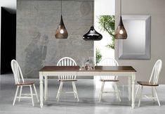 Mesas lindas para a sala de jantar