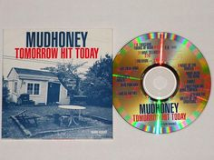 Mudhoney 1998 Tomorrow Hit Today 12 Song Advance Promo CD CS267 in Art Sleeve [44434] - $14.95 : Vinyl Frontier Music, - Rare Records, CDs, posters, memorabilia, and more:, Vinyl Frontier Music, - Rare Records, CDs, posters, memorabilia, and more: