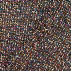 Tissu Tweed Automne chic x 10cm