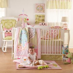 Enter to Win $1000 Shopping Spree to Lolli Living at Project Nursery by Oct 4th! #owlnursery