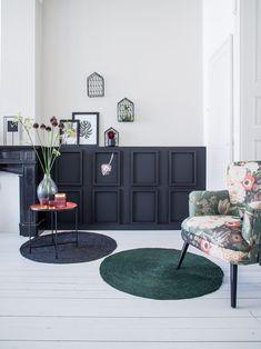 Casa Milano, Home Board, Living Room Interior, Colorful Decor, Home Decor Inspiration, Sweet Home, House Design, Interior Design, Wainscoting