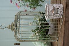 Fuglebur til pynt i haven eller i stuen