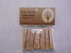INCIENSO DE PALO SANTO - PALITOS. 7,60€