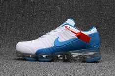best service 522b3 a98fe nike air vapormax,homme air vapormax ultra blanche et bleu Top Running Shoes,  Mens