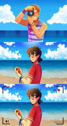 Basically, I will post pictures and comics about Klance (aka my favorite shipping in the series) from Netflix Voltron. I do not own Voltron, its characters and the pictures, as they belong to their owners. I hope you will enjoy it! Voltron Klance, Voltron Comics, Voltron Memes, Voltron Fanart, Form Voltron, Voltron Ships, Klance Fanart, Keith Lance, Samurai