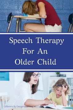 It's so hard to find speech therapies that are age appropriate for older children. Speech Therapy For An Older Child - what it's really like. Anxiety In Children, Poor Children, Kids And Parenting, Parenting Hacks, Oppositional Defiant Disorder, Speech Delay, Special Needs Mom, Oldest Child, Adhd Kids