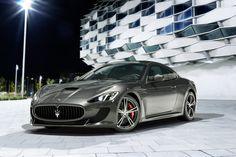 Auto deportivo: Maserati GranTurismo MC Stradale 2013    Para ver la galería completa visite:  http://autos.terra.com/fotos/maserati_gt_mc_stradale_2013/409818/    Fotos: Maserati