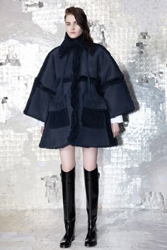 #Pre-Fall #Trend that should stay for #Fall - Oversized Everything  ACNE Pre-Fall 13 4