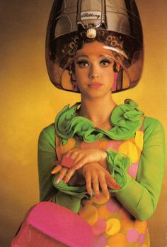 Upkeep Beauty...1960's