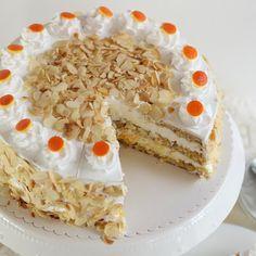 Grundrezept für Motivtorten: Victoria Sponge Cake, Buttercreme, Sirup und Ganache - Sugarprincess Vanilla Cake, Cake Recipes, Wedding Cakes, Baking, Desserts, Victoria Sponge, Food, Cupcake, Cake Ideas
