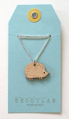 """""""15 of the absolute cutest hedgehog gifts, all handmade."""" I happen to be a fan of hedgehogs"""