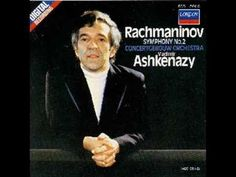 Rachmaninov Symphony No.2 in E minor op.27 Vladimir Ashkenazy