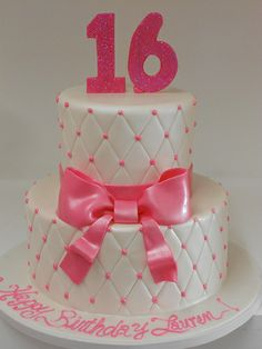 Design Your Own Sweet 16 Cake : 1000+ images about Sweet 16 cakes on Pinterest Sweet 16 ...