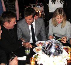 Bradley Cooper + American Hustle + premiere + New York