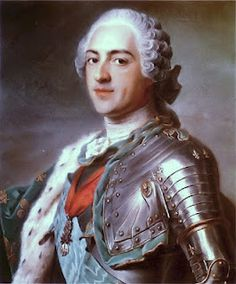 Louis XV had countless mistresses, the most famous of which were the sophisticated and stylish Madame de Pompadour and the brazen and unrefined Madame du Barry