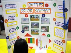 Step-by-step instructions for Skittles experiment including videos and materials needed. Easy and quick.