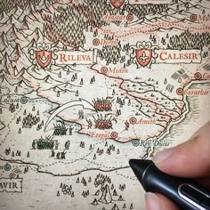 fantasy map's Funnel Cake o que e funnel cakes Fantasy Map Making, Fantasy City Map, Fantasy World Map, Fantasy Art, Cartographers Guild, Life Map, Map Maker, Art Carte, Adventure Map