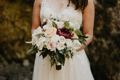 Courtney & Tim | Rose and Blossom Wedding and Floral Events Designers