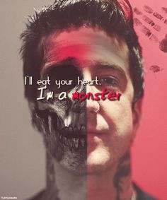 Austin Carlile from Of Mice & Men the band ; song : I'm A monster