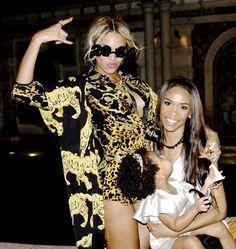 Beyoncé Michelle & Blue