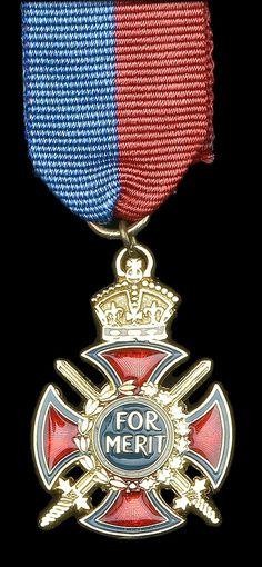 Order of Merit (Military Division) - Miniature
