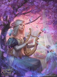 Legend of the Cryptids - Annefarine by Viccolatte.deviantart.com on @DeviantArt - More at https://pinterest.com/supergirlsart/ #fantasy #female #art