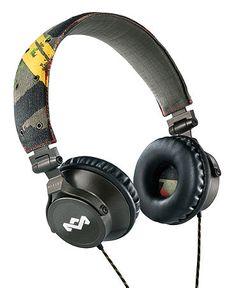 my marley headphones