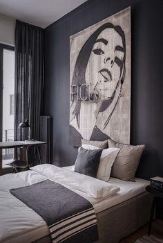 Un espectacular apartamento en Berlin decorado por Annabell Kutucu - Nomadbubbles