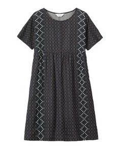 DOUBLE FACED COTTON TUNIC by TOAST