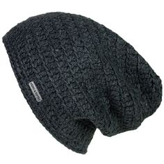 Mens Slouchy Beanies with super soft yarns and the perfect slouchy fit. Super Cool Mens Surf/Skate Beanies.