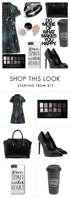 """""""All good things are wild and free"""" by dreamingdaisy ❤ liked on Polyvore featuring Marc by Marc Jacobs, Maybelline, Givenchy, Yves Saint Laurent and The Created Co."""