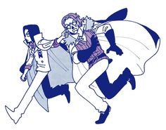 One Piece, Lucci, Spandam