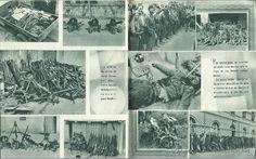 Militaria: LIBRO 52 PAG. DE - ESTAMPAS DE LA GUERRA CON MAS DE 214 FOTOS ALGUNAS INEDITAS EDIT. ZARAGOZA 1937 - Foto 9 - 50755806