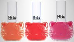 esmalte Hello Kitty! <3