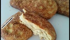 Kitchen Recipes, Diy Kitchen, My Favorite Food, Favorite Recipes, Eat Greek, Pastry Art, Little Corner, Bread And Pastries, Flour Recipes