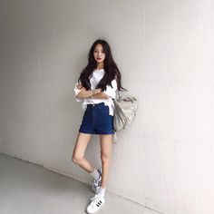 Official Korean Fashion Blog: Korean Ulzzang Fashion