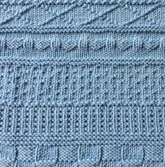 Gratis Patronen Archives - Page 2 of 6 - Wollyhood Knitting Stiches, Lace Knitting, Knit Crochet, Baby Boy Blankets, Knitted Baby Blankets, Knitting Patterns, Mystery, Stitch, Plaits