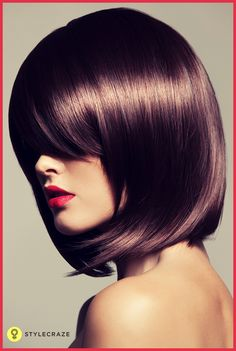 10 Stunning Feathered Bob Hairstyles To Inspire You See more.