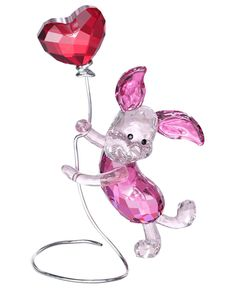 Piglet has been and always will be my favorite character. Swarovski Collectible Disney Figurine, Piglet