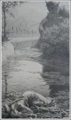 Tyra Kleen (1874-1951), Psyché & Pan.