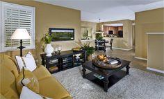 Esperto At West Creek Living room