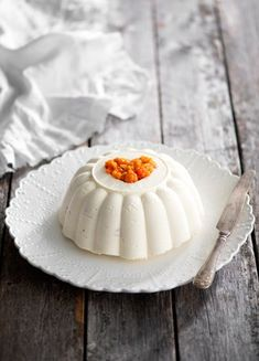 Lakkajäädyke – Hellapoliisi Panna Cotta, Pudding, Baking, Ethnic Recipes, Desserts, Food, Tailgate Desserts, Dulce De Leche, Deserts