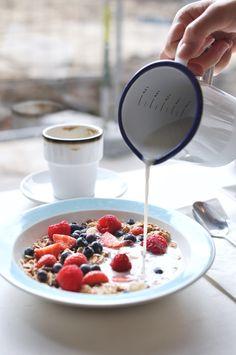 Breakfast at The Breakfast Club Amsterdam