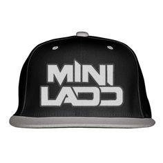 feb43e70f7f Mini Ladd Snapback Hat (Embroidered)