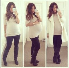 The Best Maternity Style On Instagram pregnancy clothes