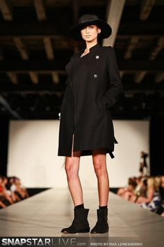 New Zealand Fashion Festival Collections 1 @Shed 10, Auckland  Photographer: Max Lemeshenko    http://moochi.co.nz