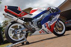 Kawasaki zx-7r itoham endurance racer 1993 rep