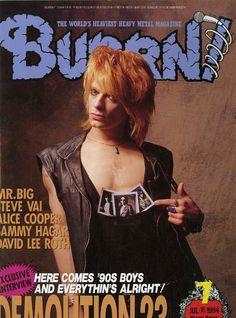 Michael Monroe Hanoi Rocks, David Lee Roth, Alice Cooper, 80s Music, Heavy Metal, Interview, Movie Posters, Beautiful, Heavy Metal Music