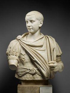 L'Empereur Gordien III Empereur de 238 - 244 après J.-C. Entre 242 et 244 après J.-C. Gabies Marbre Art romain | Site officiel du musée du Louvre
