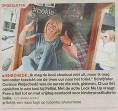 #Haverstraatpassage in het nieuws #DagbladTubantia @goods4home  #Enschede